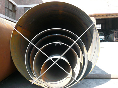 ASTM A53 Spiral Pipe