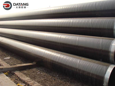 OCTG Spiral Welded Pipe - DT Spiral Pipes